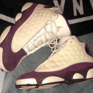 Jordan 13 Retro 'Bordeaux' Sz 6.5Y
